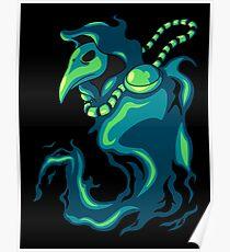 Plague Knight Poltergeist Poster