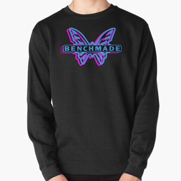 Benchmade Knife Knives 3D Retro Butterfly Operator Pullover Sweatshirt