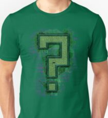 Riddler's Questionable Maze T-Shirt
