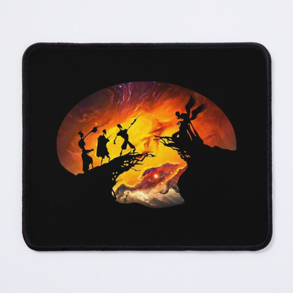 Deathly Hallows 02 Mouse Pad