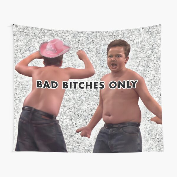 Gibby Party Requirements Tapestry