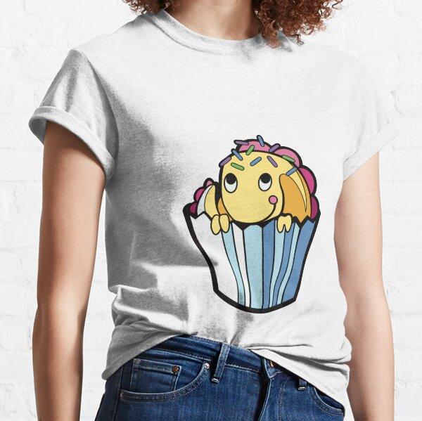 DELICIOUS DINOSAUR CUPCAKE Classic T-Shirt
