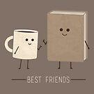 Best Friends by Teo Zirinis