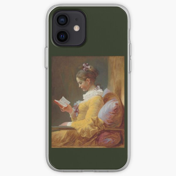 The Reader iPhone Soft Case