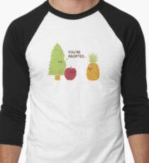 The Confession Men's Baseball ¾ T-Shirt