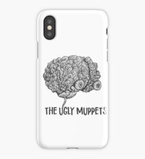 Your Brain on The Ugly Muppets iPhone Case/Skin