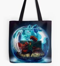 something Tote Bag