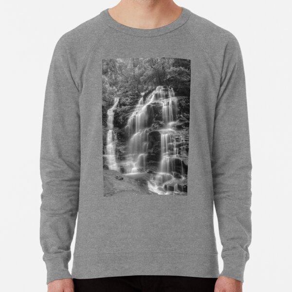 Sylvia Falls in Monochrome Lightweight Sweatshirt