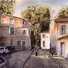 Avignon, France by Jenny Wood