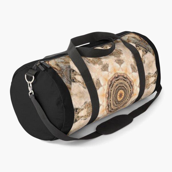 Ganesha Mandala Batik Duffle Bag