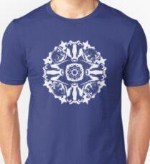Eurasian Badger ZOOFLAKE Unisex T-Shirt