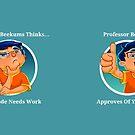 ProfessorBeekums Code Review Mug by ProfBeekums