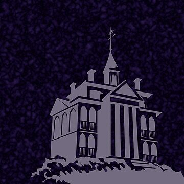 Haunted Mansion - West Coast Edition by WhatJaneSays