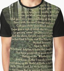 Forest Child Psalm Graphic T-Shirt