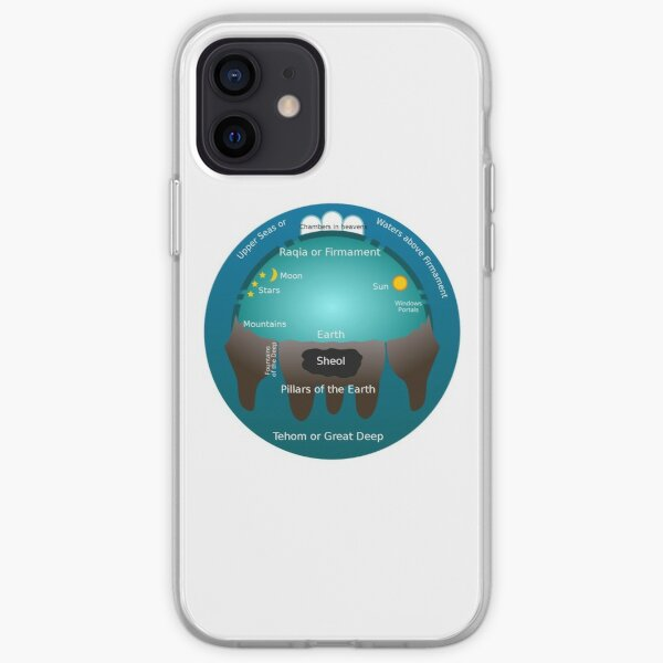 The Old Testament cosmos iPhone Soft Case