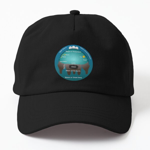 The Old Testament cosmos Dad Hat