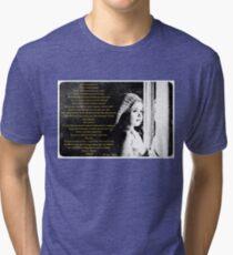 Window Child Psalm Tri-blend T-Shirt