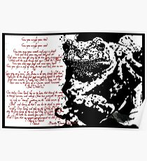 Frog Ink Psalm Poster
