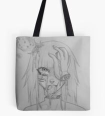 Gore and Lost Thoughts Tote Bag