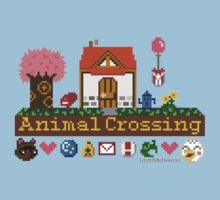 Animal Crossing home sampler | Women's T-Shirt