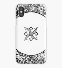 Compass Points iPhone Case/Skin