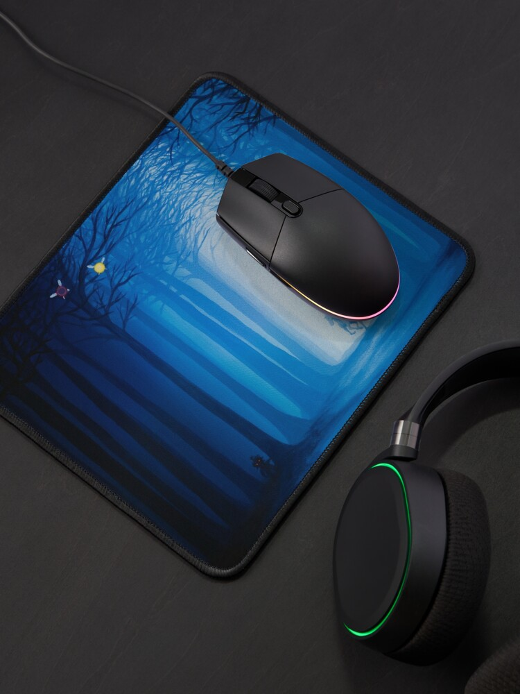 Alternate view of Horrible Fate Mouse Pad