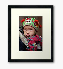 Dao boy... Framed Print