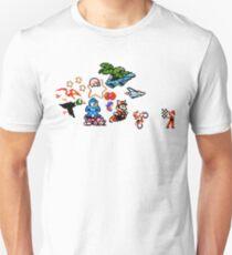 8-bit Race Unisex T-Shirt