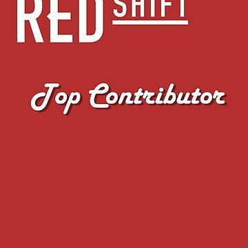 RedShift Top Contributor by ChrisChiu