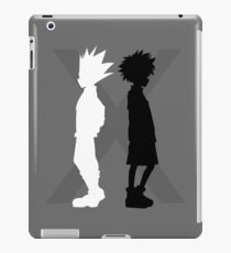 The Light and the Shadow iPad Case/Skin