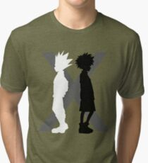 The Light and the Shadow Tri-blend T-Shirt
