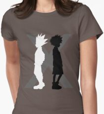 The Light and the Shadow Women's Fitted T-Shirt