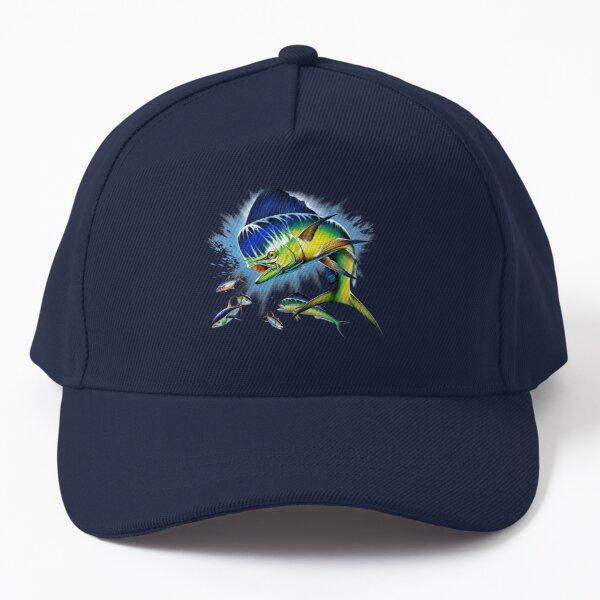 Bull Dolphin  Baseball Cap