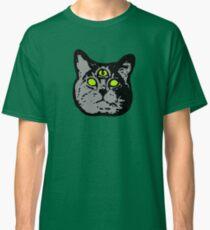 Third Eye Kitty Classic T-Shirt