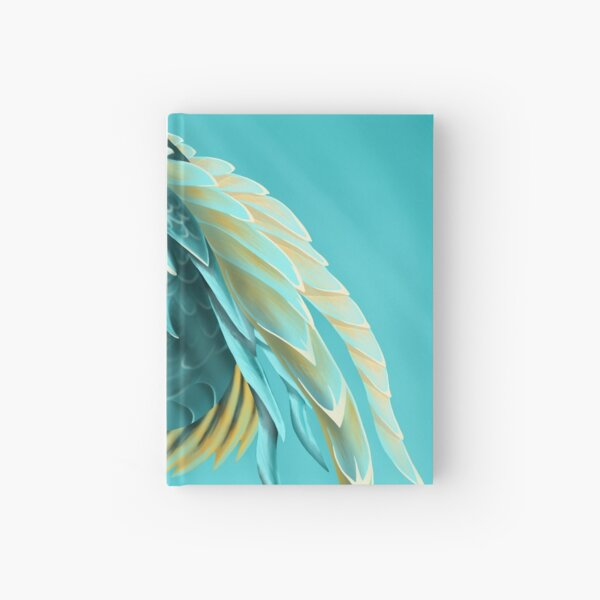 Storm on a Clear Day Hardcover Journal