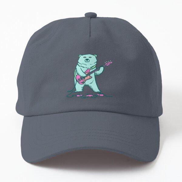 Bass Bear - Neon Dad Hat