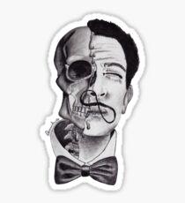 Tribute to Dali Sticker