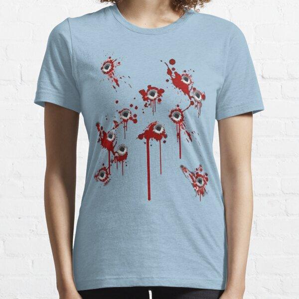 Bullet Holes Essential T-Shirt