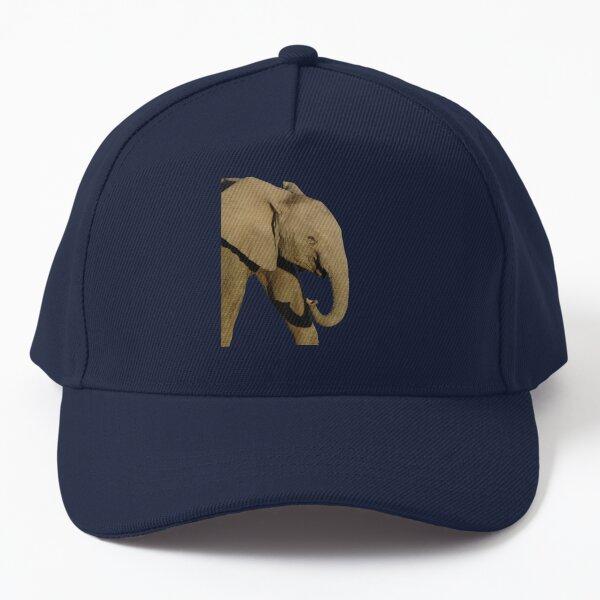 Baby Elephant 4 Baseball Cap