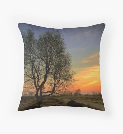 My Fairytree by Sunrise Throw Pillow