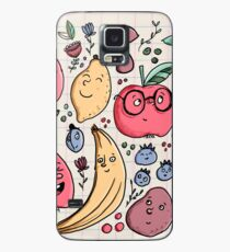 Fruits are friends Case/Skin for Samsung Galaxy