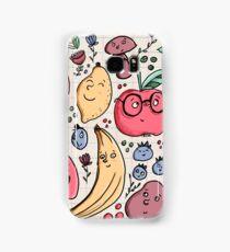 Fruits are friends Samsung Galaxy Case/Skin
