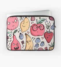 Fruits are friends Laptop Sleeve