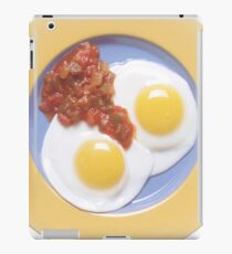 Eggs and Salsa  iPad Case/Skin