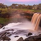 Wannon Falls (one of Victoria's highest single tiered plunge waterfalls) by Travis Easton