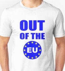 Out of the European Union T-Shirt