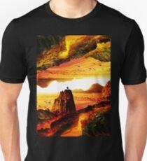Lava Isolation  T-Shirt