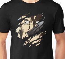 Batou Anime Manga Shirt Unisex T-Shirt