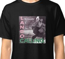 L Calling (vinyl square version) Classic T-Shirt