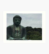 Great Daibutsu Art Print